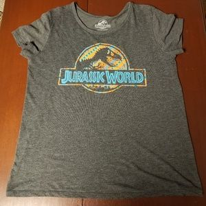 Jurassic world woman stop